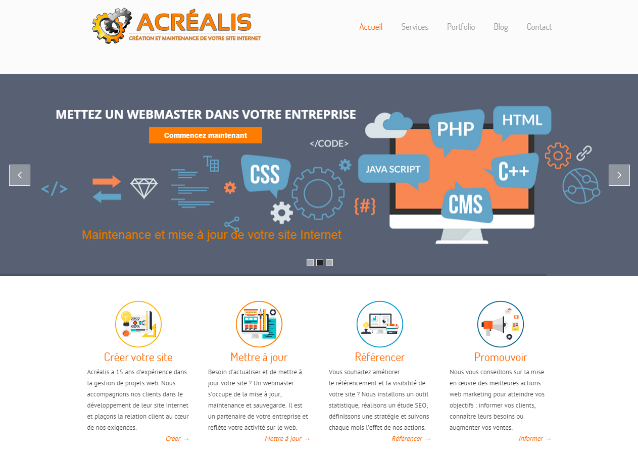 acrealis_beta_homepage_2