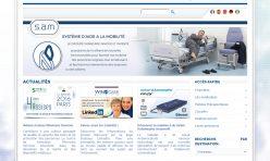 Nouveau site responsive du groupe Winncare